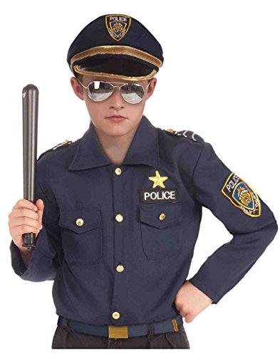 Forum Novelties Instant Police Child Costume Kit, Medium