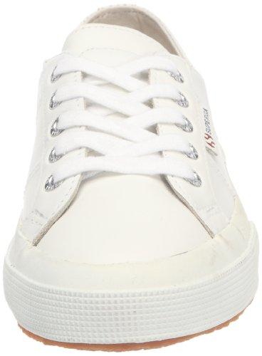 900 Unisex 2750 Superga Sneakers top Fglu Low White Adults' White p8xqZOwBg