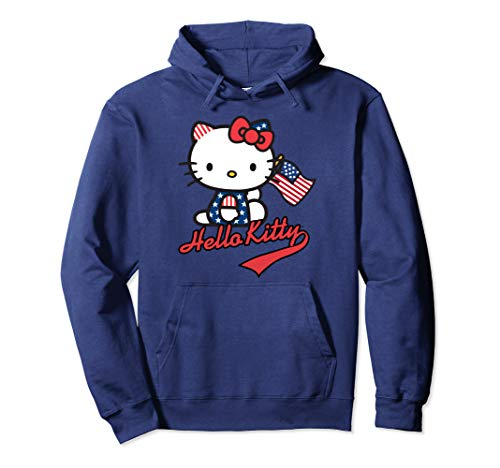 Hello Kitty American Flag -