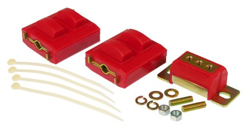 Prothane 7-1906 Red Motor and Transmission Mount Kit by Prothane