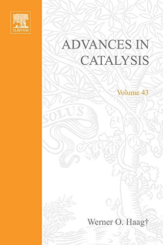 Download Cumulative Subject and Author Indexes: Cumulative Subject and Author Indexes and Tables of Contents for Volumes 1-42: 43 (Advances in Catalysis) Pdf