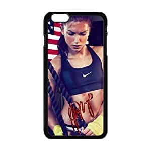 Cool Painting alex morgan Phone Case for Iphone 6 Plus