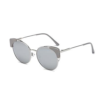 LIZHIQIANG Gafas De Sol Gafas De Sol Femeninas Retro ...