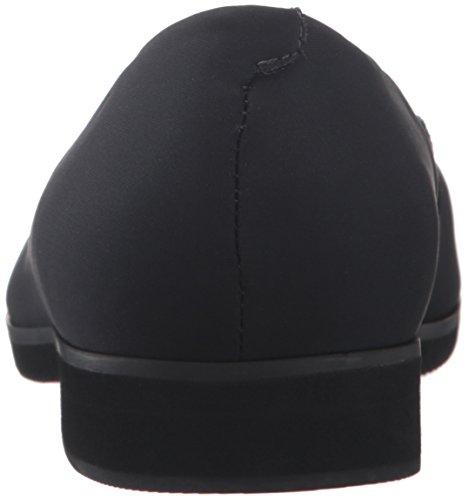 4 Bounce Lagart Crocco M 's Women Negro Cradles Flat Walking Patent café 5 B nzqHpUWx