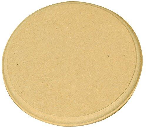 Rond /Ø 13,5 cm Dessous de plat en MDF Graine cr/éative