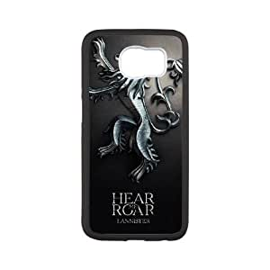 AKERCY Game of Thrones Phone Case For Samsung Galaxy S6 G9200 [Pattern-4]