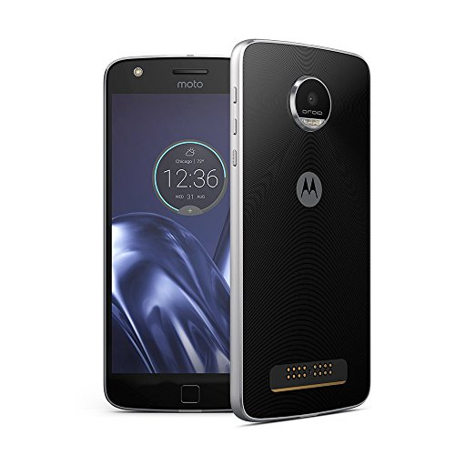 "Motorola Moto Z Play XT1635-01 4G LTE, 32GB, Single SIM, 5.5"", Verizon Unlocked (Certified Refurbished) (Black)"
