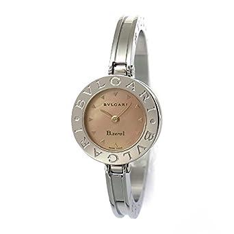huge discount 9598b d56ad Amazon   [ブルガリ]BVLGARI 腕時計 BZ22S B.zero1(ビーゼロワン ...