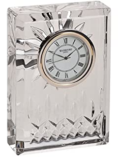 Amazon waterford lismore essence desk collection business card waterford crystal lismore small clock colourmoves