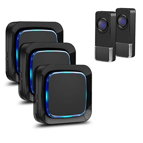 Wireless Doorbell Coolqiya Door
