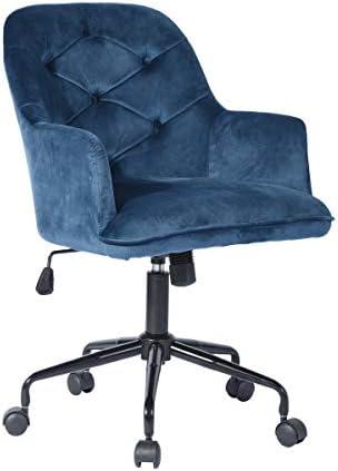 HOMY CASA Modern Swivel Desk Chair