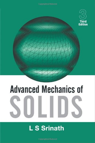 buy advanced mechanics of solids 3e book online at low prices in rh amazon in