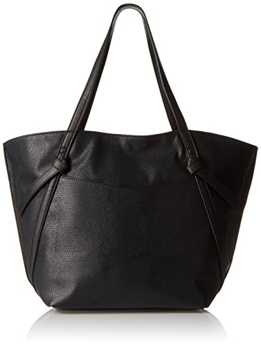 Danielle Nicole Raleigh Tote Bag, Black Lizard, One Size (Raleigh Bag)