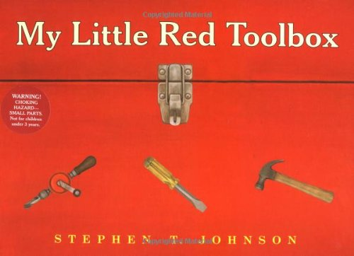 Little Red Tool Box - My Little Red Toolbox