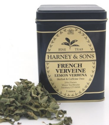 (Harney & Sons Fine Teas 1 oz tin French Verveine aka Lemon Verbena)