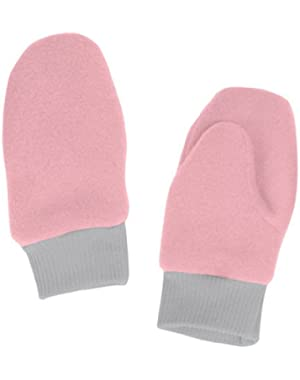 Origins Ecofleece Mittens, Rose
