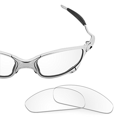 Juliette Crystal - Revant Replacement Lenses for Oakley Juliet Crystal Clear