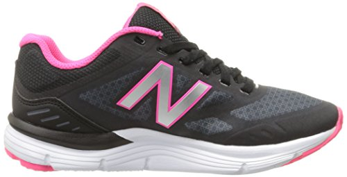New Balance Womens W775 Thunder / Black / Alpha Pink
