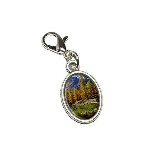 graphics-and-more-lago-bleu-matterhorn-pennine-alps-landscape-antiqued-bracelet-pendant-zipper-pull-