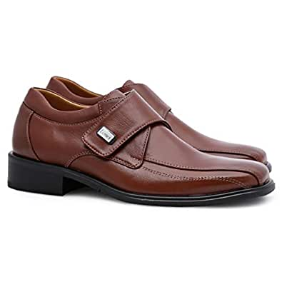 Lemex Brown Oxford & Wingtip For Men