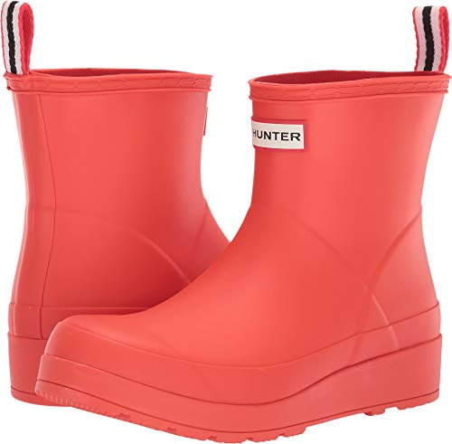 Hunter Women's Original Play Boot Short Rain Boots Light House 9 M US
