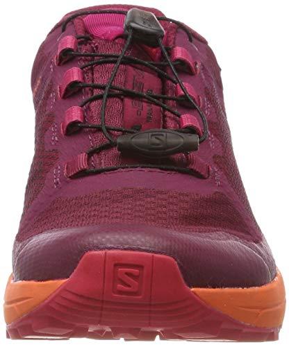 Pink Salomon Trail Scarpe Rosso Xa Donna Da W Running Gtx dunkelrot Elevate Pink Dunkelrot OxprYO