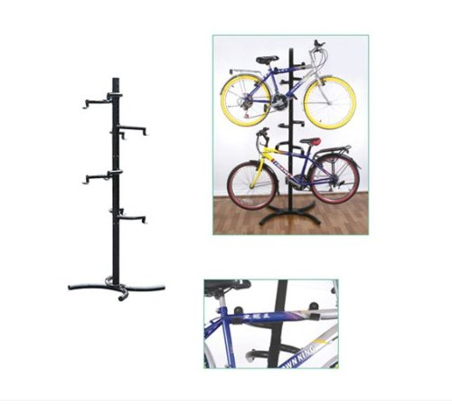 TruePower Gravity Freestanding 4 Bike Storage Rack by TruePower