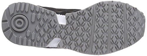 adidas Originals Unisex-Erwachsene Racer Lite Low-Top Schwarz (Core Black / Core Black / Merlot)