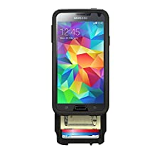 Otterbox [Commuter Series] Wallet Case for Samsung Galaxy S5 - Retail Packaging Protective Case for Galaxy S5 - Black