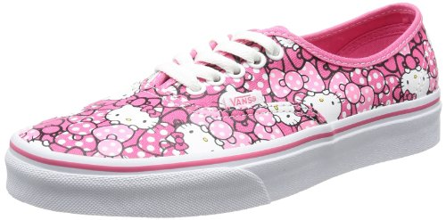 b29503744ba9ec Vans Authentic Hello Kitty Hot Pink Skate Shoes US Men s Size 6.5  Women s  7.5 - Buy Online in UAE.