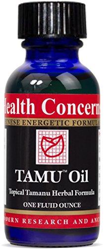 Health Concerns – TAMU Oil – Topical Tamanu Herbal Formula – 1 fl. oz.