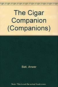 Hardcover The Cigar Companion (Companions) Book