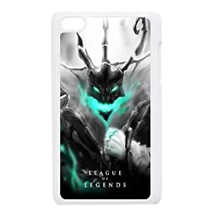 League Of Legends iPod Touch 4 Case White&Phone Accessory STC_052390