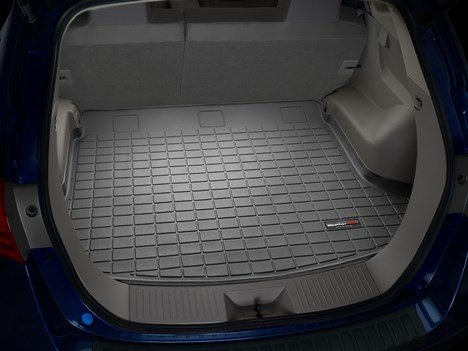 2007 – 2014 Chevrolet Tahoe with 3rd Row Seating – WeatherTechカスタムカーゴトランクライナー – タンB00KJRF662--