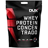 Whey Protein Concentrado Chocolate Pouch 1,8KG Dux Nutrition