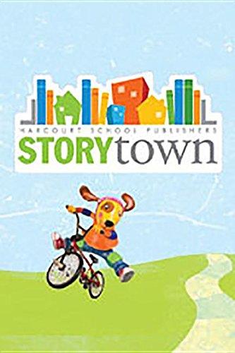 Read Online Storytown: Below-Level Reader 5-Pack Grade K Letters and Sounds Bb, Kk ebook