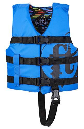 KENT Sporting Goods Co 112200-500-001-19 Full Throttle Vest Nylon Child Blue