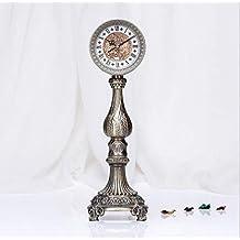 Metal Stereo Clock