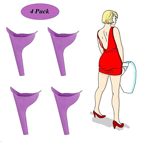 Portable Female Women Urinal Camping Travel Urination Toilet Urine Device Funnel