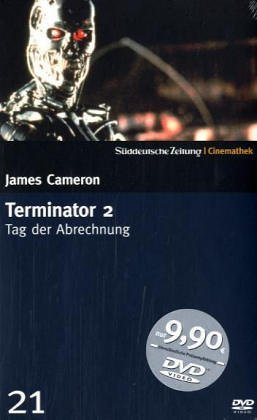 Price comparison product image Terminator 2 - Tag der Abrechnung. DVD-Video