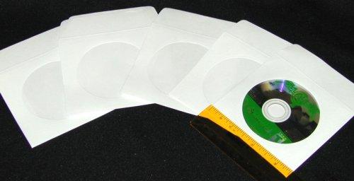 Mini Paper Sleeves Window Flap