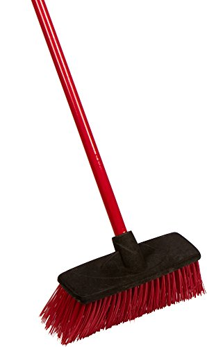 American Market 13'' Rough Surface Push Broom With Alloy (Rough Surface Broom)