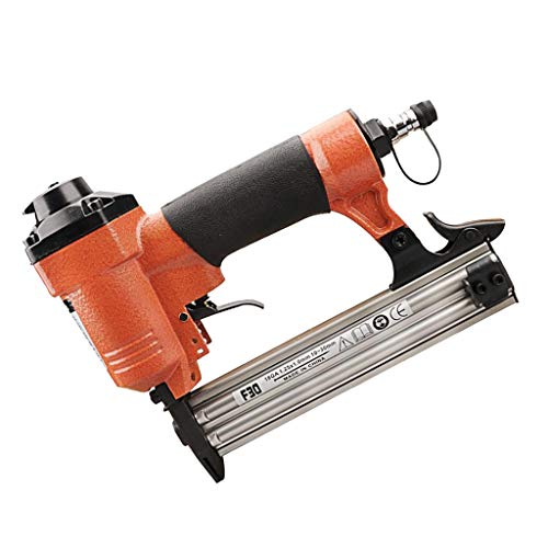 Fityle Heavy Duty Power Roofing Nailers Pneumatic Air Stapler Nailer Wood 10-30mm