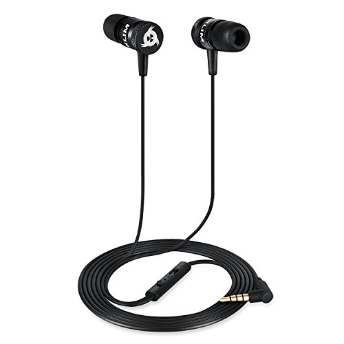 c01a97b78ee ... ⭐️KLIM Fusion Earbuds with Microphone - Long-Lasting Wired Earphones + 5-Year  ...