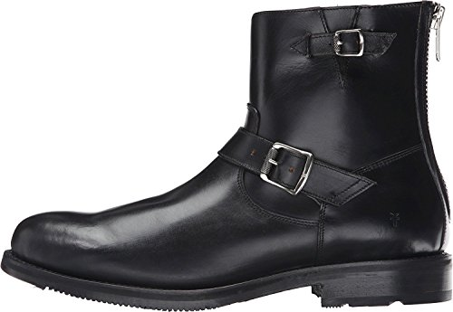 Mens Tire Up Brayden Black Boot m 12 Smooth D Engineer Frye WOHTA6ST