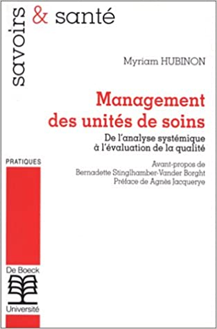 Management des unités