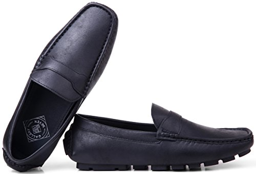 Gallery Seven Driving Shoes For Men - Casual Moccasin Loafers