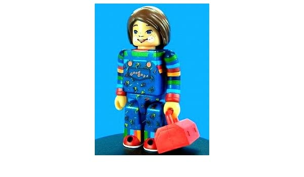 Amazon.com: KUBRICK Kubrick Childs Play 2 Chucky Good Guy separately: Toys & Games