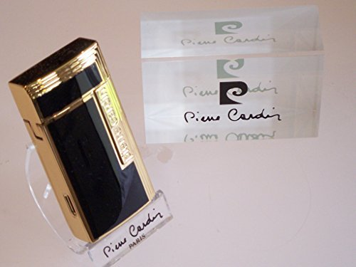 pierre-cardin-paris-black-lacquer-and-gold-lighter-with-cigar-cutter