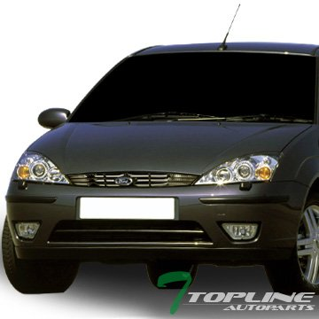 02 ford focus grill - 3